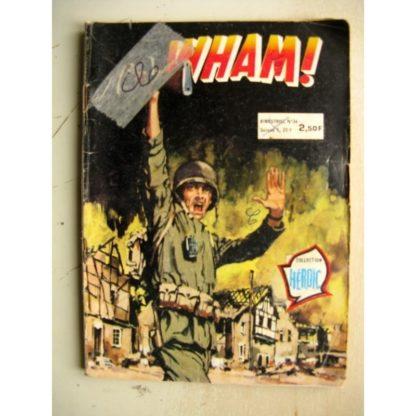 WHAM! N°34 (Collection Héroïc) Aredit 1980