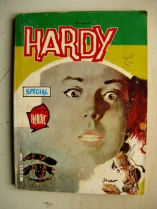 HARDY Spécial N°7 (COLLECTION HEROIC) Aredit 1984