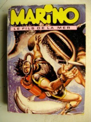 MARINO ALBUM RELIE (N°7-8-9) IMPERIA 1985