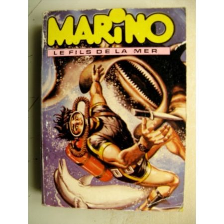 MARINO ALBUM RELIE (N°7-8-9) Impéria 1985