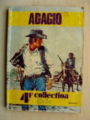 ADAGIO N°3 La mort douce (Elisa Presse 1975)
