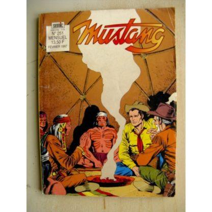 MUSTANG N°251 TEX WILLER (SEMIC 1997)