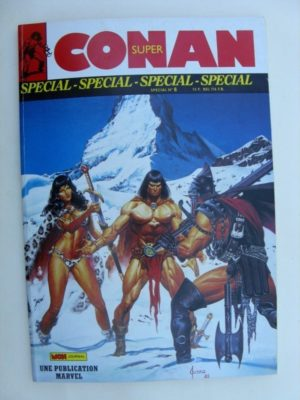 SUPER SPECIAL CONAN N°6 Le Prince est mort (Mon Journal 1986)