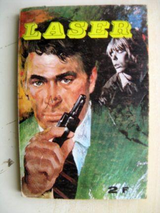 LASER N°2 Opération Tonnerre (Editions de Poche 1970