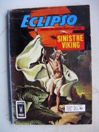 ECLIPSO n°62 L'homme-Chose (Comics Pocket Aredit 1978)