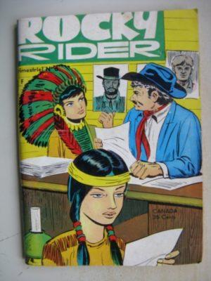 ROCKY RIDER (Jeunesse et Vacances) N°6 Le bandit et l'enfant