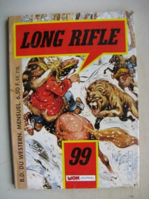 LONG RIFLE N°99 (Mon Journal 1986)