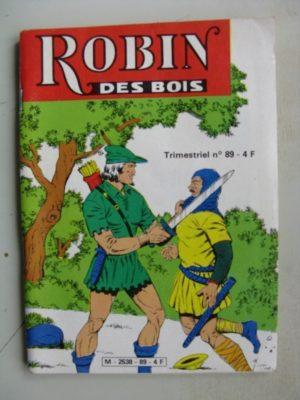 ROBIN DES BOIS N°89 – Jeunesse et Vacances 1980