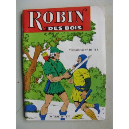 BD Petit Format - ROBIN DES BOIS N°89 Le traître démasqué