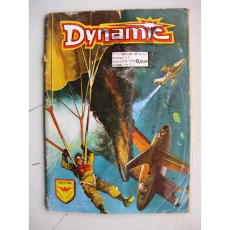 DYNAMIC N°13 Ray Halcotan (AREDIT COURAGE EXPLOIT 1974)