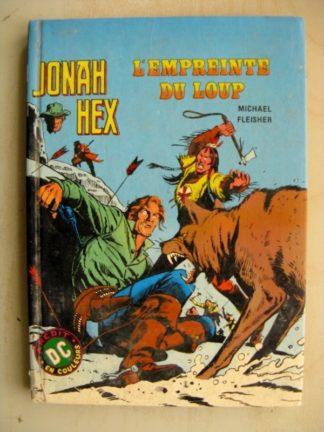 JONAH HEX N°8 L'empreinte du loup (Aredit DC 1981)
