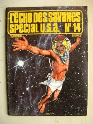 L'Echo des savanes Spécial USA n°14 - Alex Niño - Doug Moench -Kaluta - Kirchner - Jeff Jones