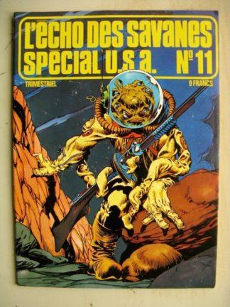 L'Echo des savanes Spécial USA n°11- Alex Meyers - Boates - Ralph Reese - Kaluta - Jeff Jones - John Severin