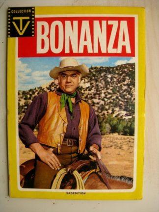 BONANZA - Jim Castels - COLLECTION TV (SAGEDITION 1979)