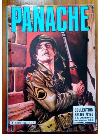 PANACHE ALBUM RELIE 68 (N°392-393-394-395) IMPERIA 1984