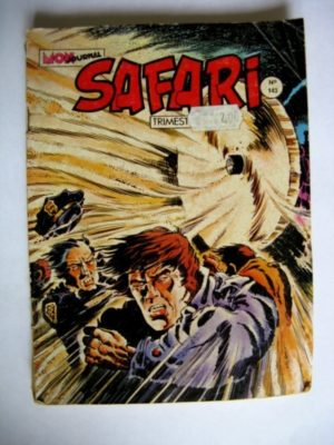 SAFARI (Mon Journal) N°143 TIKI – Le médaillon mystérieux