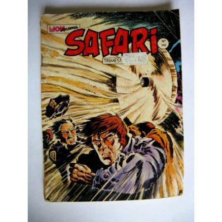 SAFARI N°143 (Mon Journal 1981)