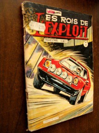 LES ROIS DE L'EXPLOIT n°23 (Mon Journal1978)