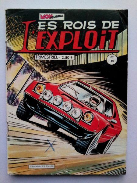 LES ROIS DE L'EXPLOIT (Mon Journal) n°23 Les As du Sport