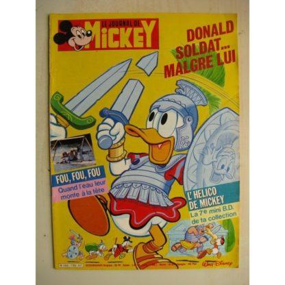 Journal de Mickey n°1780 (Août 1986)