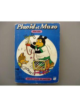 PLACID ET MUZO POCHE N°149 (Vaillant 1981)