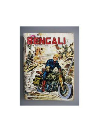 BENGALI N° 81 Akim - Le sorcier blanc (MON JOURNAL 1980)