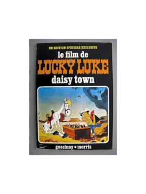 Lucky Luke – Daisy Town – Pub Total – Dupuis 1972