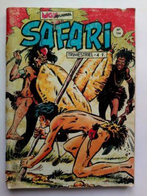 SAFARI (Mon Journal) N°144 TIKI – La folie de Bikohtonda