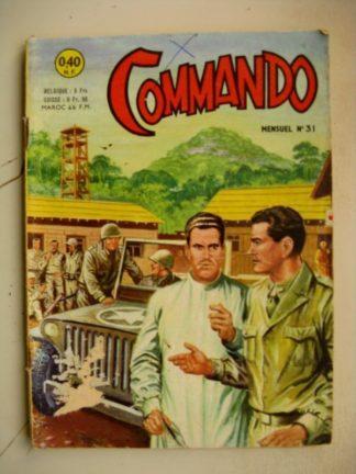COMMANDO N°31Le Tank 711 ne répond plus (ARTIMA 1962)