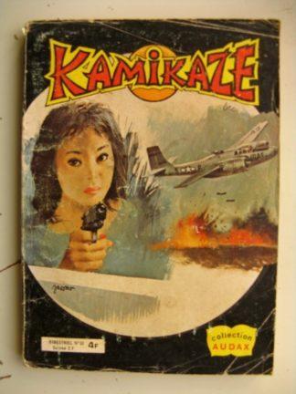 KAMIKAZE N°8 Les combats de l'Albatros (AREDIT 1981)