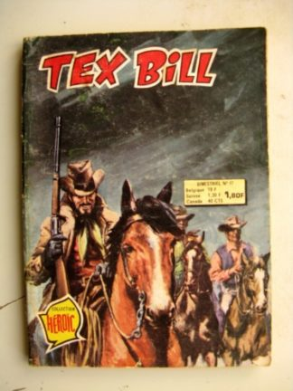 TEX BILL N°97 Traffic dans la Sierra (AREDIT COLLECTION HEROIC 1976)