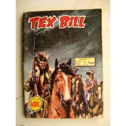 TEX BILL N°97 Traffic dans la Sierra (AREDIT COLLECTION HEROIC 1976)