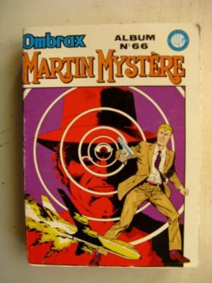 OMBRAX ALBUM 66 (n° 239-240-241-242) MARTIN MYSTERE – L'AUTRE (LUG 1986)