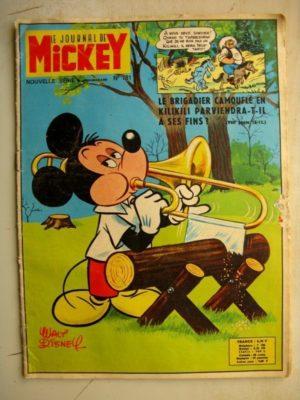 Journal de Mickey Nouvelle série n°781 (1967)