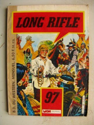 LONG RIFLE N°97 (Mon Journal 1986)