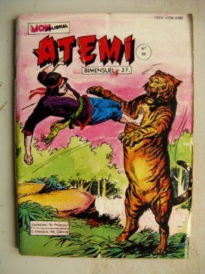 ATEMI N°69 (MON JOURNAL 1979)