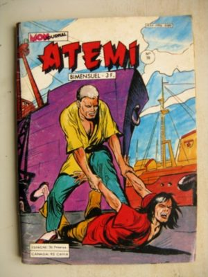ATEMI (Mon Journal) N°70 Tsé-Khan – Atémis à gogo