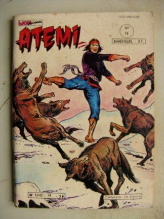 ATEMI N°74 (MON JOURNAL 1980)