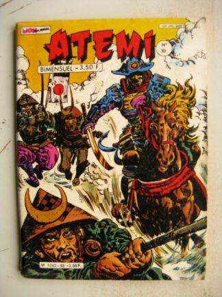 ATEMI N°93 (MON JOURNAL 1980)