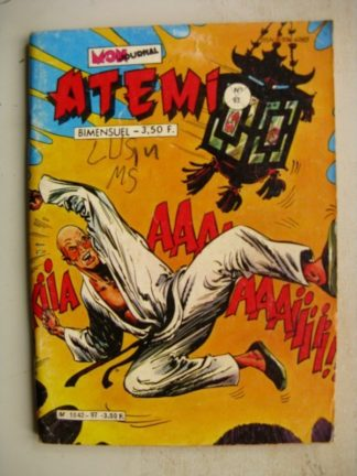 ATEMI N°97 (MON JOURNAL 1980)