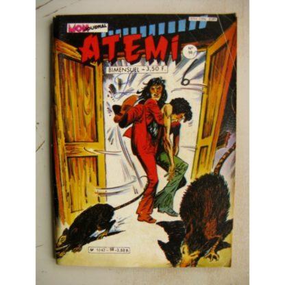 ATEMI N°98 (MON JOURNAL 1981)