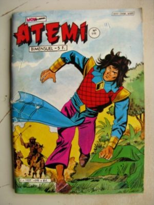 ATEMI (Mon Journal) N°146 Panthéra – L'île des grands démons