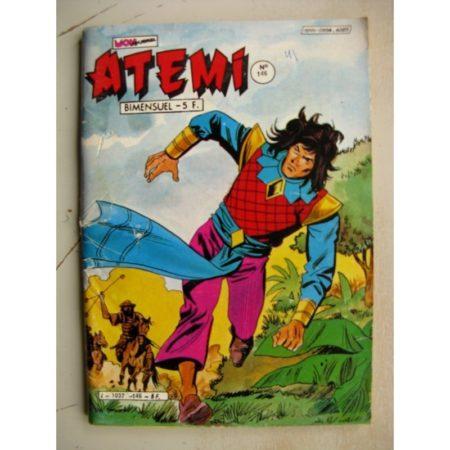 ATEMI N°146 (MON JOURNAL 1983)