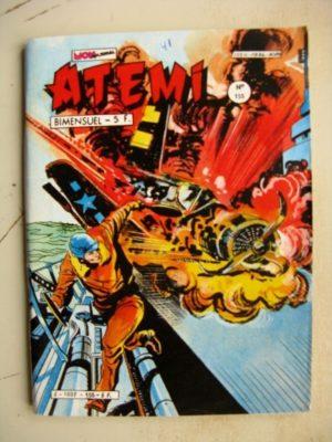 ATEMI N°155 (MON JOURNAL 1983)