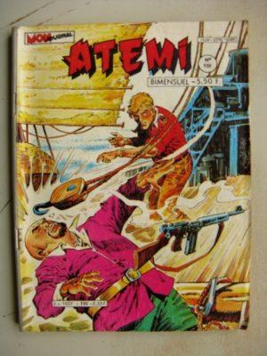 ATEMI (Mon Journal) N°190 ROCKY – Colin-maillard