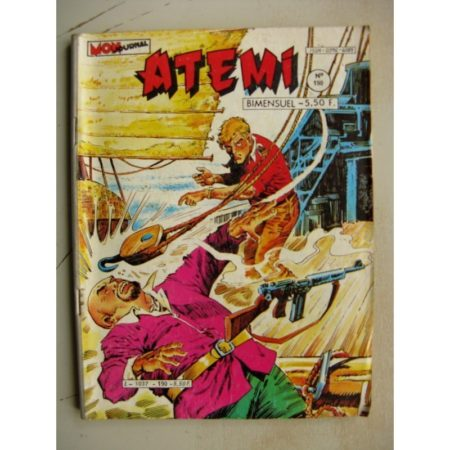 ATEMI N°190 (MON JOURNAL 1984)