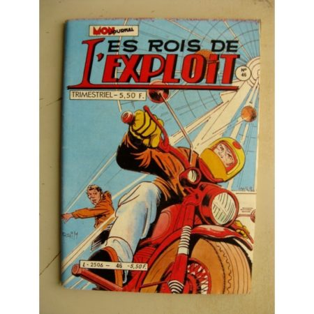 LES ROIS DE L'EXPLOIT n°46 (Mon Journal 1984)