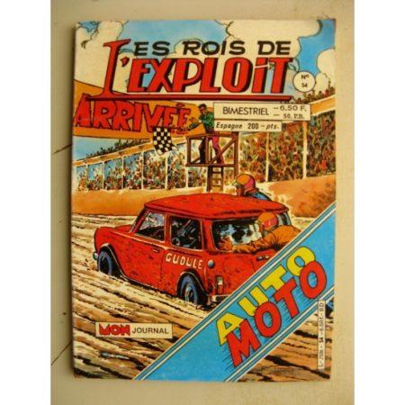 LES ROIS DE L'EXPLOIT n°54 (Mon Journal 1986)