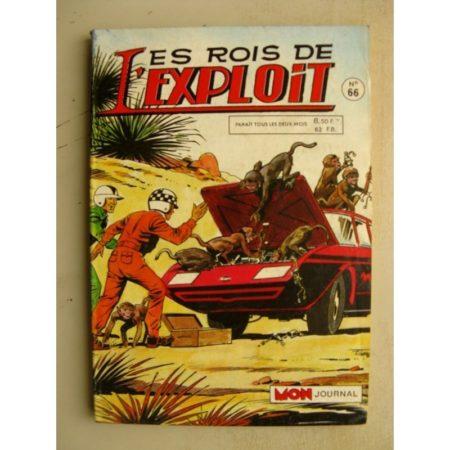 LES ROIS DE L'EXPLOIT n°66 (Mon Journal 1988)