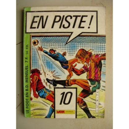 EN PISTE 2e série N°10 (Mon Journal 1986)